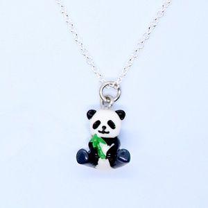 Panda Charm Necklace